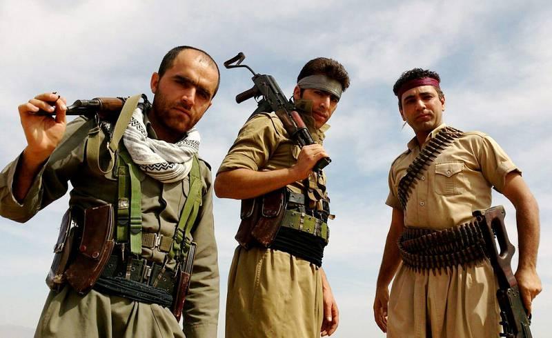 США разместили войска ибронетехнику натурецко-сирийской границе